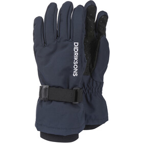 DIDRIKSONS Biggles Five Gloves Kids, navy
